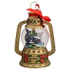 SeaWorld Snow Globe - Gold Lantern Sea Life