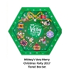 Disney Very Merry Christmas Party Pin Set - 2017 Boxed Pin Set