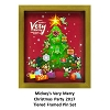 Disney Very Merry Christmas Party Pin Set - 2017 Framed Pin Set