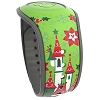 Disney Magicband 2 Bracelet - Mickey and Minnie Mouse - Happy Holidays