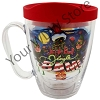 Disney Tervis Lidded Cocoa Mug - 2017 Jingle Bell Jingle Bam