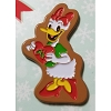 Disney Gift Card Pin - 2017 Holiday Series - Gingerbread Daisy Duck