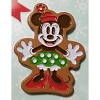 Disney Gift Card Pin - 2017 Holiday Series - Gingerbread Minnie Mouse