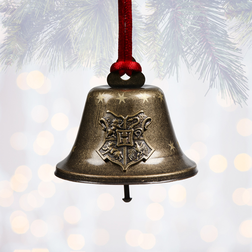 Universal Ornament - Harry Potter Hogwarts Bell