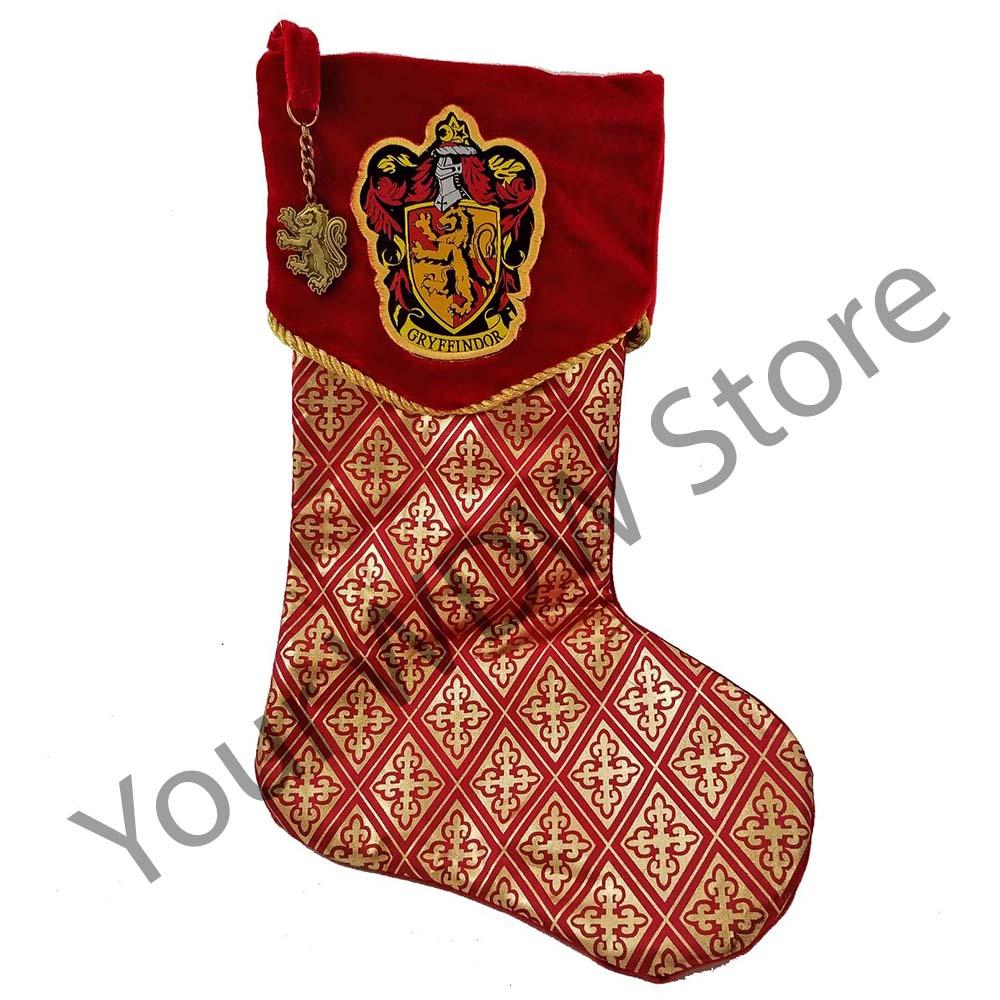 universal stocking harry potter gryffindor crest