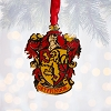 Universal Ornament - Harry Potter - ''Stained Glass'' Gryffindor Crest