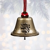 Universal Ornament - Harry Potter Gryffindor Bell