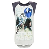 Disney Girls Shirt - Star Wars - The Last Jedi Resistance Raglan