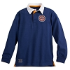 Disney Boys Shirt - Collegiate Disney World Rugby Shirt