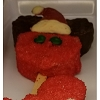 Disney Minnie's Bake Shop - Mickey Rice Crispy Mickey Treat - Santa Mickey