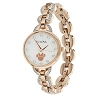 Disney Ladies Watch - Bulova Minnie Icon Rhinestone Watch - Rose Gold