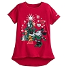 Disney Child Shirt - Minnie Mouse Happy Holidays Tee