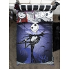 Disney Comforter - Full / Queen size - Jack Skellington Arms Crossed
