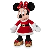 Disney Holiday Plush - Santa Minnie Mouse - 15''
