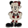 Disney Holiday Pin - Santa Mickey Mouse