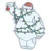 Disney Holiday Pin - Baymax in Lights