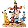 Disney Traditions by Jim Shore - Mickey and Friends Fab 5