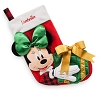 Disney Christmas Holiday Stocking - Minnie Mouse Plush Holiday - 2017