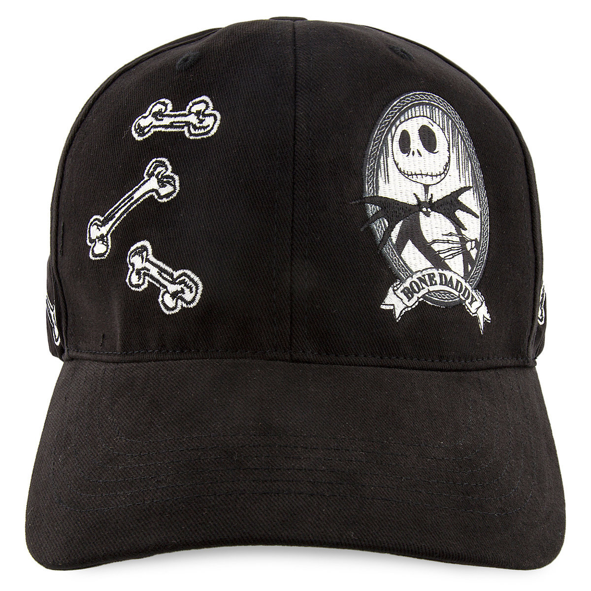 NEW Disney Nightmare Before Christmas Bone Daddy collectable hat featuring Jack