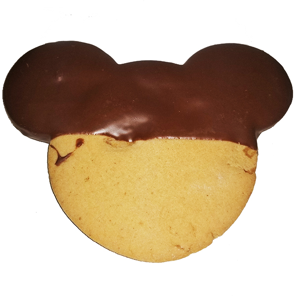 Disney Minnie Bakery Cookie Peanut Butter Mickey Icon Chocolate Ears