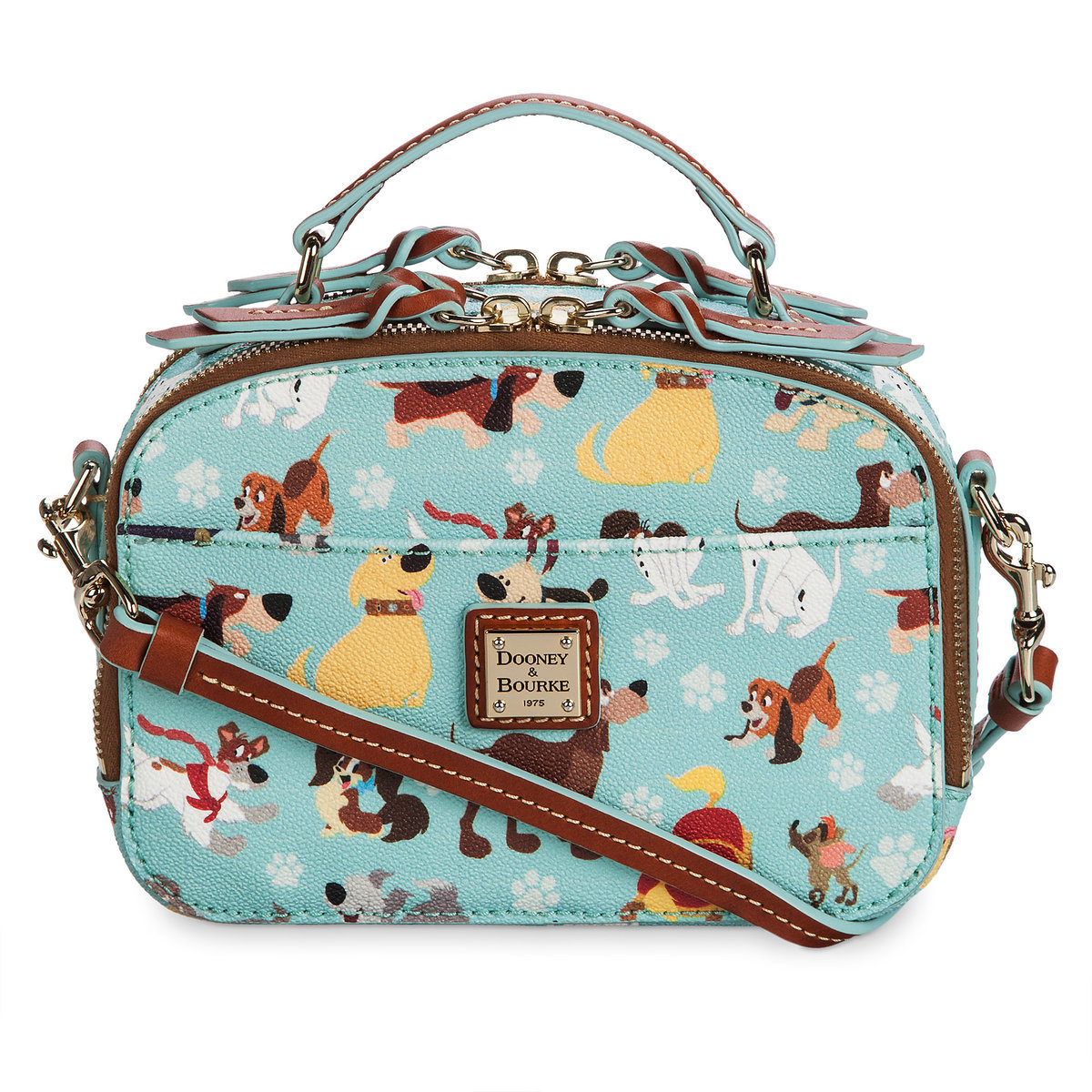 Disney Dooney Bourke Bag Dogs Ambler Crossbody