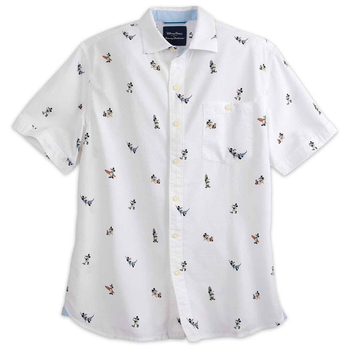 5e1d4eda Add to My Lists. Disney Tommy Bahama Button Shirt - Mickey Mouse ...
