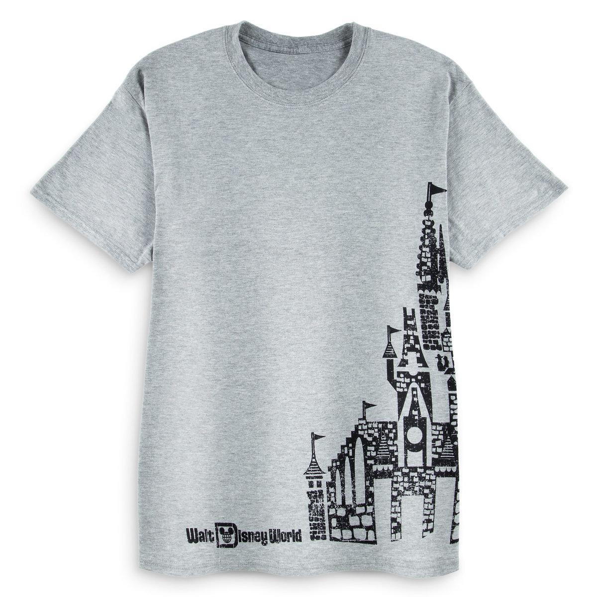 Cinderella Castle Tee