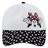 Disney Kids Baseball Cap - Minnie Mouse Polka Dot