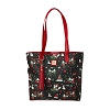 Disney Dooney & Bourke Bag - Mickey and Minnie Woodland Winter Tote