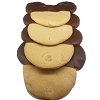 Disney Minnie Bakery Cookie - Peanut Butter Mickey Icon Chocolate Ears