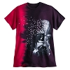 Disney ADULT Shirt - Star Wars Darth Vader - Two Tone
