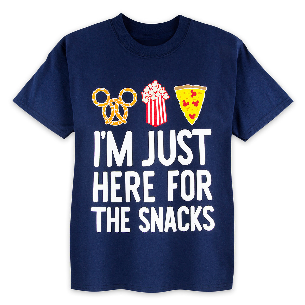 e09d589fb Disney Child Shirt - I'm Just Here For The Snacks