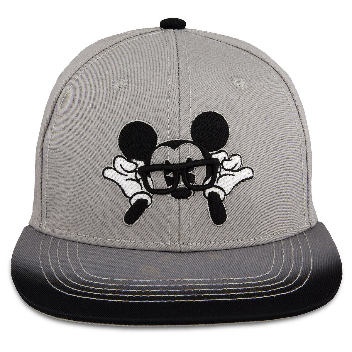 Disney Baseball Cap - Mickey Mouse Timeless Hipster - Adult 9bde4fe2290