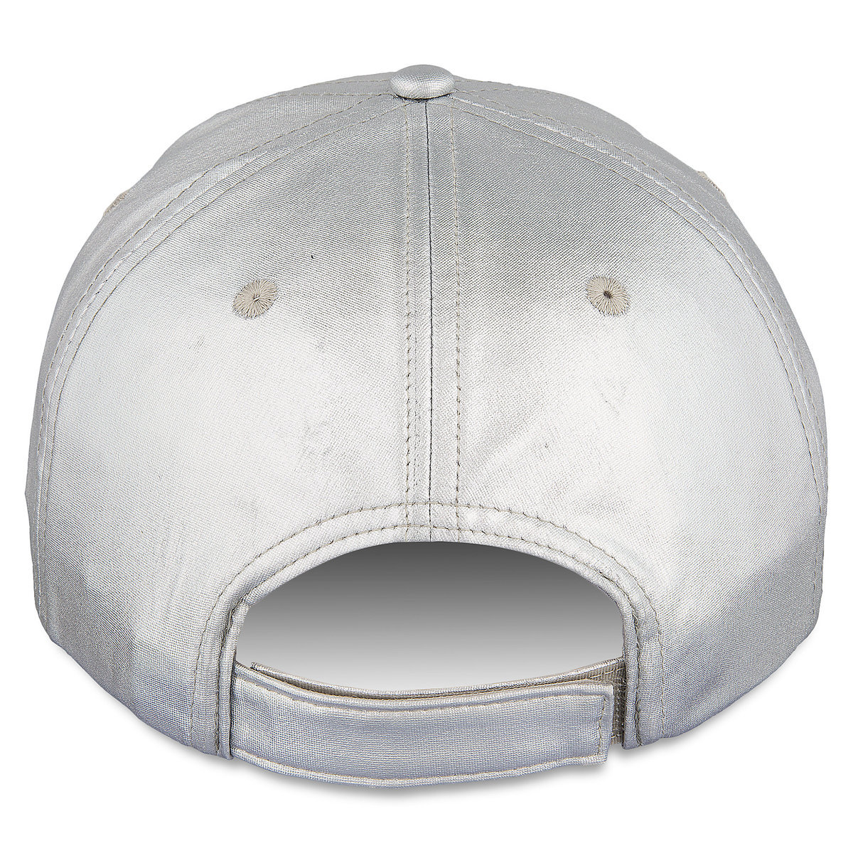 Disney Baseball Cap - Mickey Mouse Timeless Silver Hat for Women 2bc4bc45e86