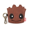 Disney Coin Bag - Loungefly x Marvel Groot with Keychain