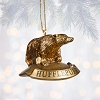 Universal Ornament - Harry Potter - Hufflepuff House Badger Icon