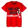 Disney Child Shirt - Mickey Mouse - This Kid Loves Walt Disney World