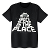 Disney Child Shirt - Space Mountain Space is the Place