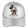 Disney Baseball Cap - Mickey Mouse Timeless Silver Hat for Women