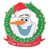 Disney Christmas Pin - Countdown - Days Til Christmas 2017 - Olaf