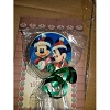 Disney Prepared Food - Grand Floridian Cookie Lollipop - Christmas Mickey and Minnie