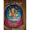 Disney Prepared Food - Grand Floridian Chocolate - Snowglobe - Happy Holidays - Logo