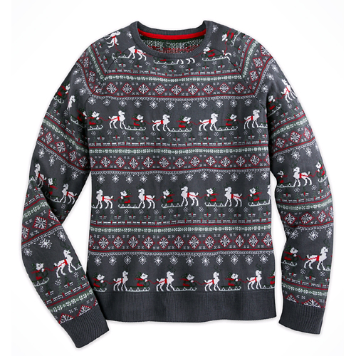 Disney Ugly Christmas Sweater.Disney Mickey Mouse Christmas Holiday Sweater
