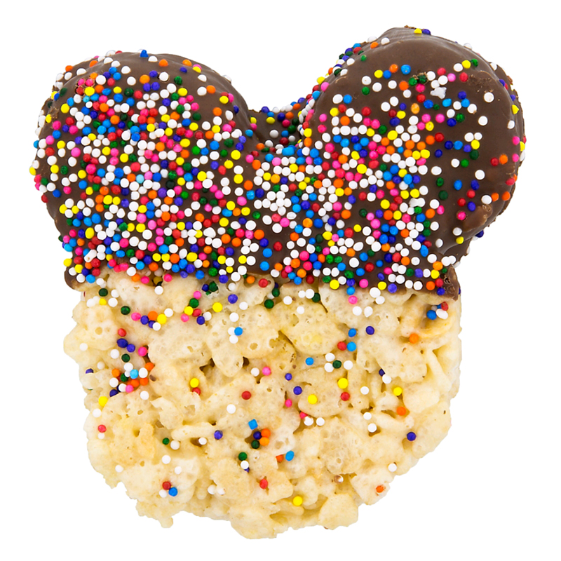 Disney Minnie's Sweets - Mickey Crispy Treat - Chocolate