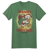 Disney Adult Shirt - Donald Duck Holiday T-Shirt - Limited Release