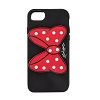 Disney iPhone 7/6/6S Case - Minnie Mouse Red Bow Kickstand