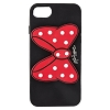 Disney iPhone 7/6/6S PLUS Case - Minnie Mouse Red Bow Kickstand