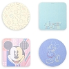 Disney Notepad 4 pc. Set - Mickey Flashback - Neon