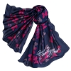 Disney Scarf - Minnie Mouse Bows - Pink and Purple
