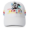 Disney Baseball Cap - Flashback Mickey Mouse Hat for Women